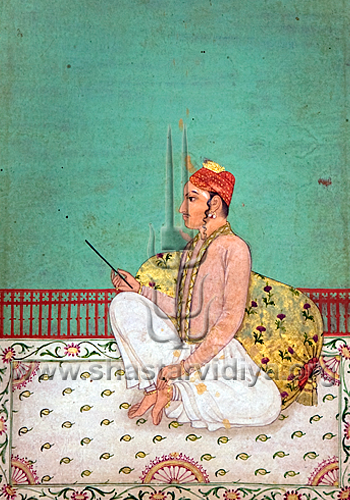 Guru Gobind Singh, Bhai Rupa collection, circa late 17th century